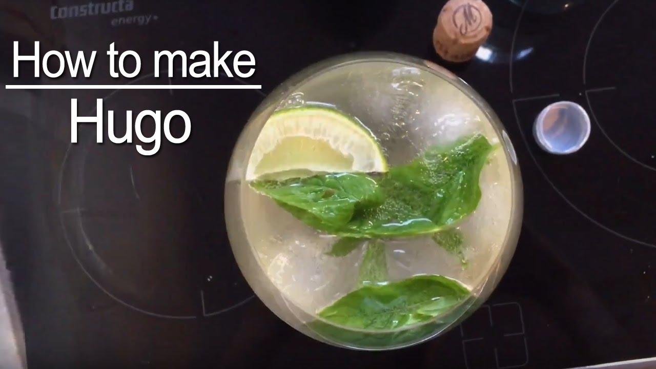Ricetta Hugo Iba.How To Make Hugo Cocktail Youtube