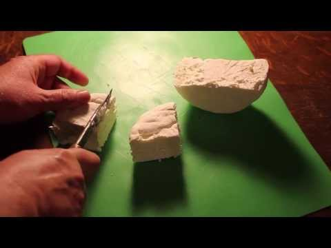 **How to make Cheap Easy Hard Cheese