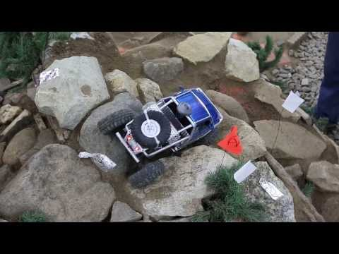 Werx RC rock crawling competition