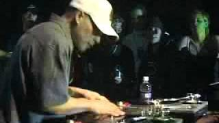 DJ Qbert Boulder Theater December 2005