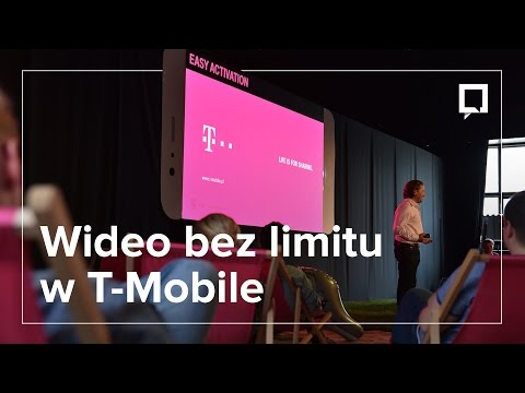 Sposób na nielimitowany YouTube (i inne wideo) w telefonie. Od T-Mobile