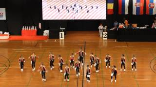 BREAK A LEG UNITED KIDS - 6th PLACE IDO WORLD HIP HOP CHAMPIONSHIP 2013