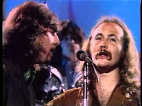 Crosby, Stills, Nash & Young  (Live) -  You Don't Have To Cry