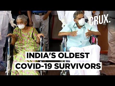 Elderly Kerala Couple