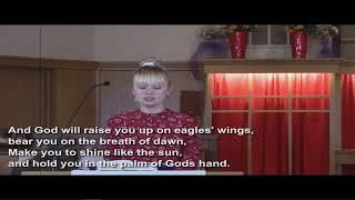 Pentecost Sunday Worship May 23rd, 2021