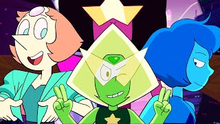 New Crystal Gem Forms Ranked! - Steven Universe