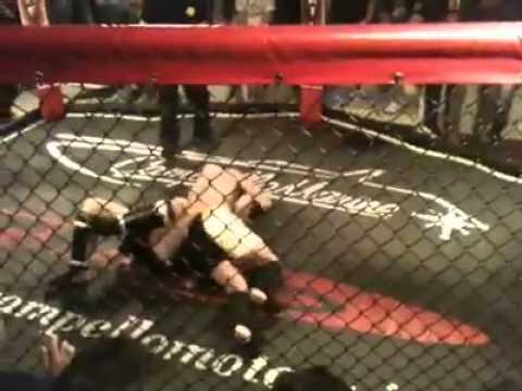 MMA-Eduardo Barreda-berfi's In The Cage