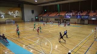 令和元年度 福岡県高校ハンドボール新人大会男子3位