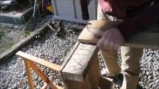 Come fare una cuccia con i pallet