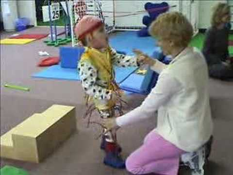 Cerebral Palsy and Occupational Therapy