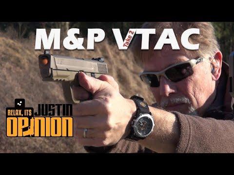 S&W M&P V-TAC: Take 2
