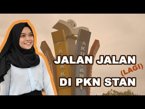 #MSIDVLOG - PKN STAN CAMPUS TOUR (PART 2)