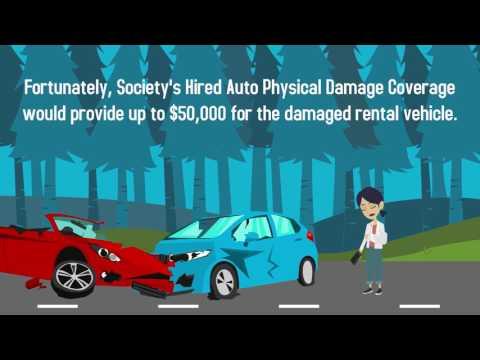 Society Insurance Auto Extension Endorsement