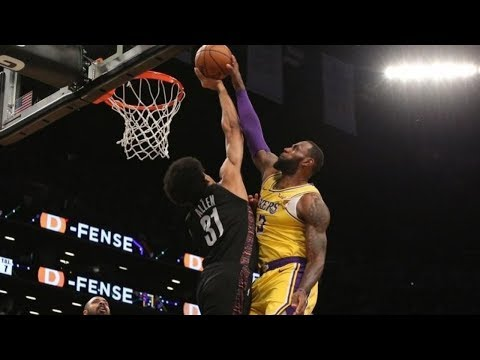 Best Blocks, Rejections and Swats! NBA 2018-2019 Season Part 2