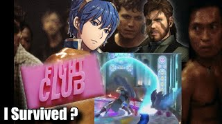 I Entered A Smash Ultimate FIGHT CLUB With Marth And Survived! Ho3k Smash Ultimate Fight Club