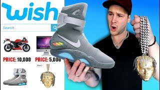 I Bought The MOST EXPENSIVE Items On Wish!! (IS IT WORTH IT?!)