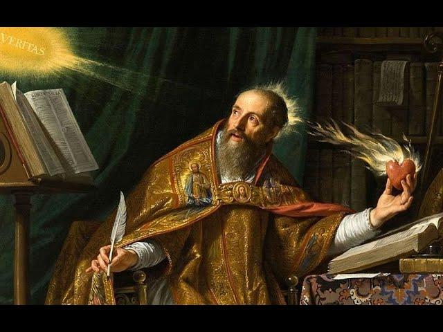 28 sierpnia 2020 - Wspomnienie św. Augustyna - ks. Ryszard Skowronek