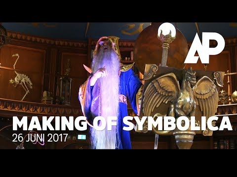 Symbolica: de nieuwe aanwinst voor De Efteling! | De Avondploeg