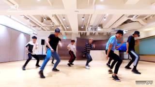 EXO - The Eve (mirrored dance practice) mirrorDV