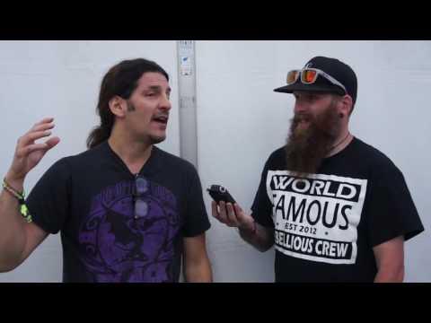 Anthrax Interview Bloodstock 2016