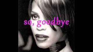 I will Always Love You - Whitney Houston - | Lyrics |