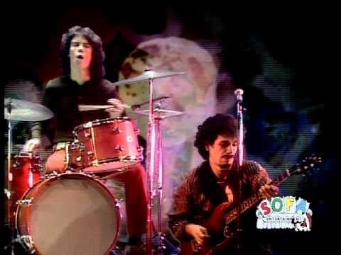 "Santana ""Persuasion"" on The Ed Sullivan Show"