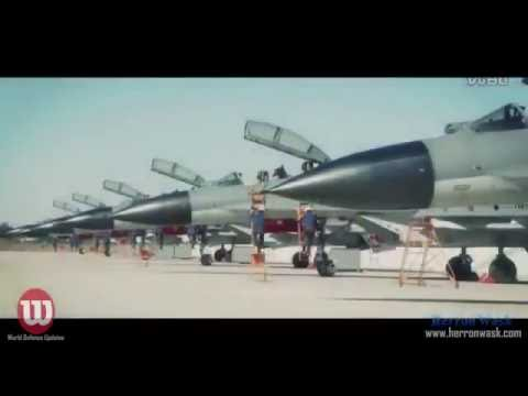Modern Chinese Airforce 2016 Revealed