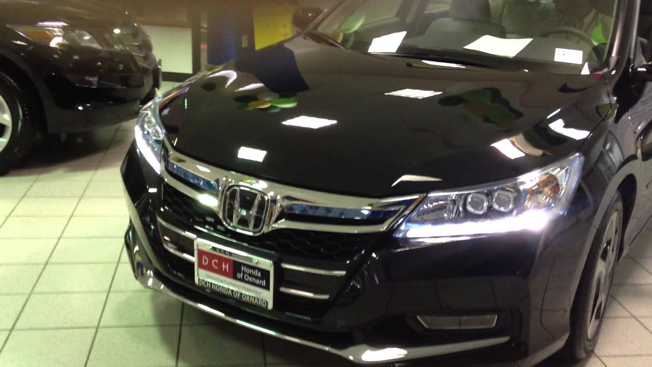 2014 Honda Accord Plug In Hybrid Sedan