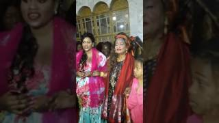 Des images exclusives du baptême du bébé  de Maya, épouse Ahmed Khalifa Niass