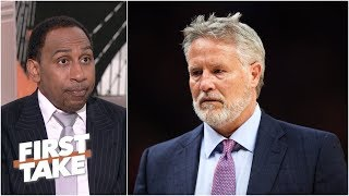 Stephen A. Smith, Max Kellerman and Richard Jefferson analyze Joel Embiid's performance in the Philadelphia 76ers' Game 1 loss to the Brooklyn Nets and ...