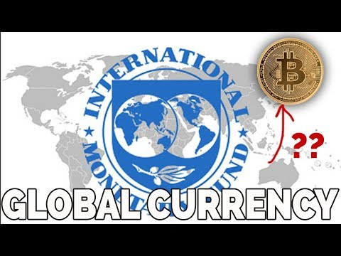 IMF Planning Global Digital Currency?