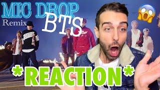 *REACTION* BTS (방탄소년단) 'MIC Drop (Steve Aoki Remix)'