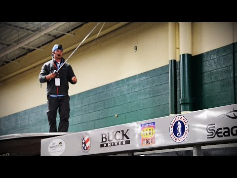 EastTNFishing: The East Tennessee Fishing Show - Depth Charge In The Tank