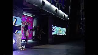 Melina \u0026 Johnny Nitro Raw Entrance - June 12, 2006