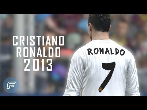 Cristiano Ronaldo - 2013 Ballon d'Or (FIFA 14 Edit)