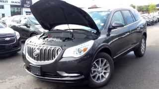 2015 Buick Enclave Leather Trim Features Tutorial | Boyer Pickering