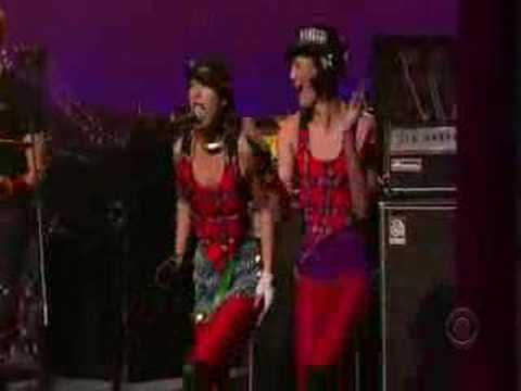 Gogol Bordello - Wonderlust King (Live On Letterman)