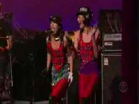 Gogol Bordello - Wonderlust King (Live On Letterman) mp3