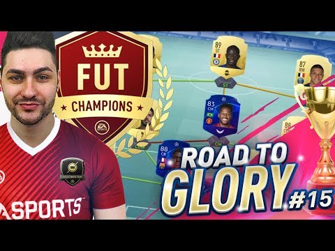 FIFA 19 FUTCHAMPIONS IS HERE - BEST GAMES / GAMEPLAY DISPLAY + MOST OP SQUAD BUILDER !!!