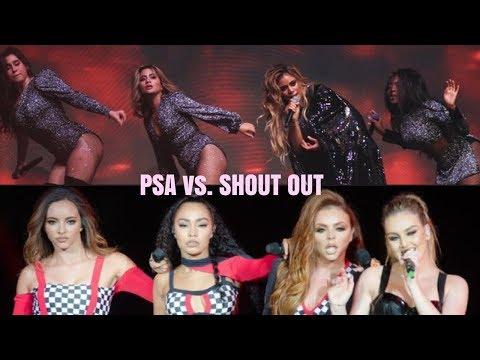FIFTH HARMONY vs LITTLE MIX: PSA Tour vs. Summer Shout Out Tour
