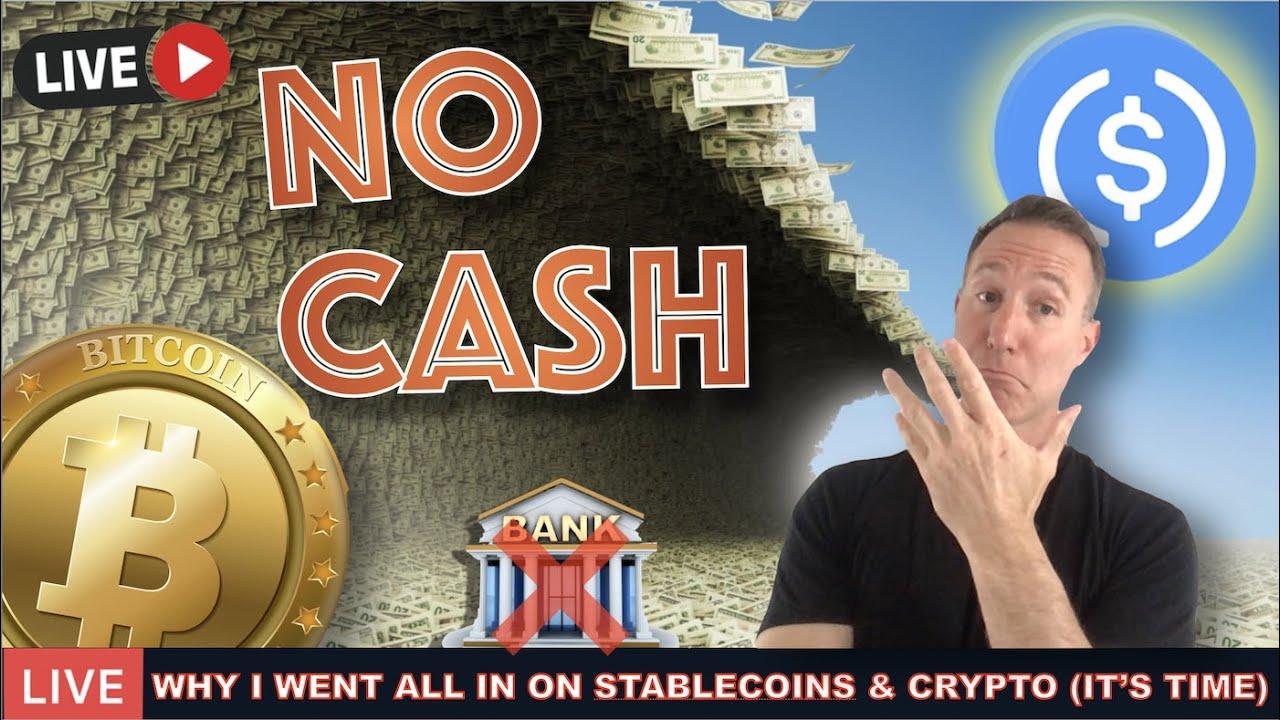 crypto live cash