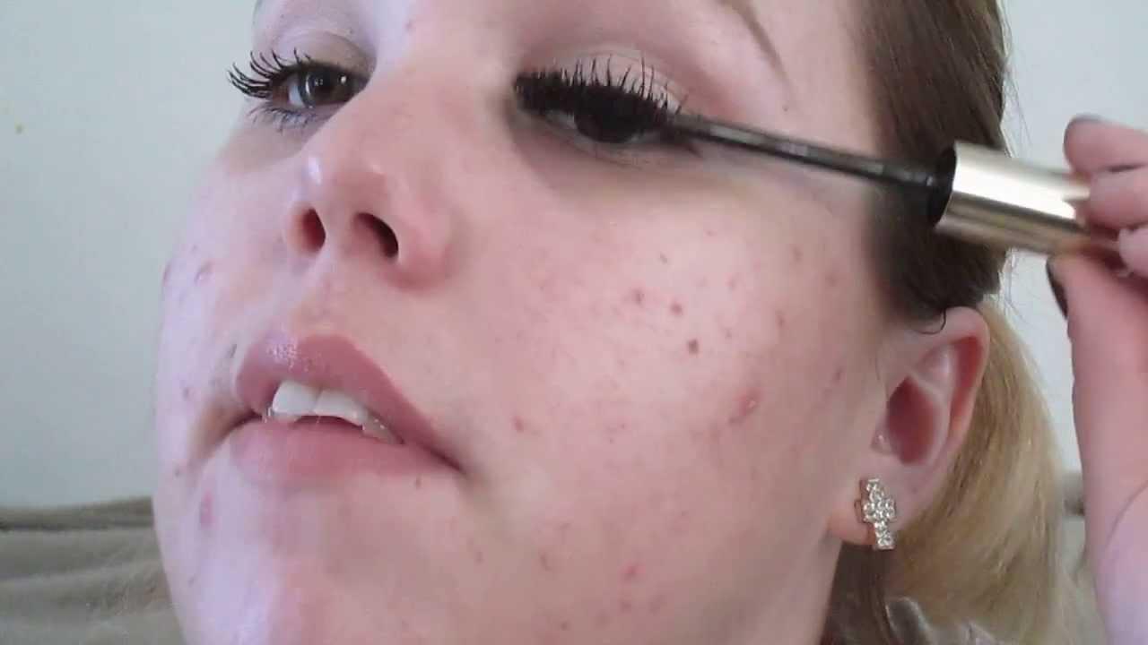 Demo:Dior Lash Primer & Extase Mascara - YouTube