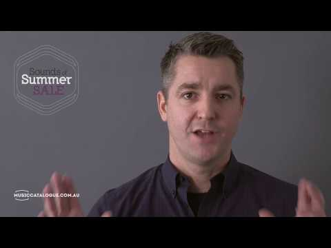 Sounds of Summer Music Catalogue - Benefits for Retailers
