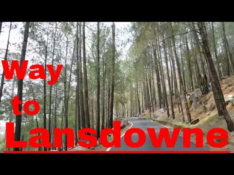 Way to lansdowne from kotdwar,Uttrakhand