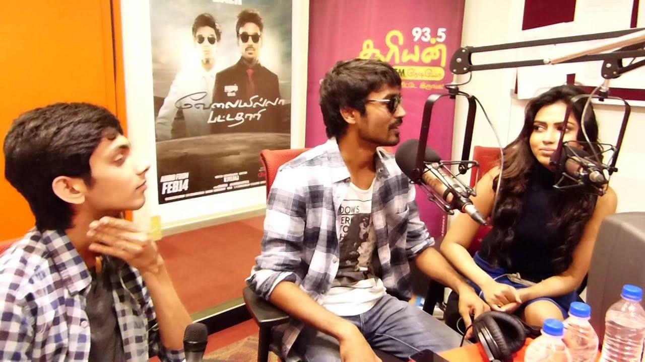 Suryan FM 93.5 VIP Exclusive Live audio launch (Part-II) !!!