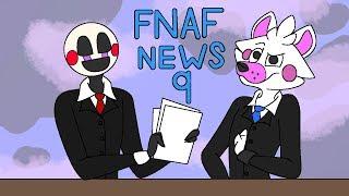 Minecraft Fnaf News (Minecraft Roleplay)