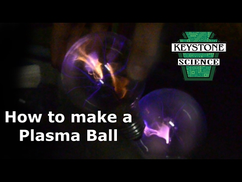 How to make Plasma Ball