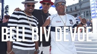 BBD Talk Collaborating with SWV & Boyz II Men + Why BET Biopic was Emotional