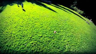 Air to Air AR Drone - Redwood Park - Arcata Ca. - MacGyver RC Mod