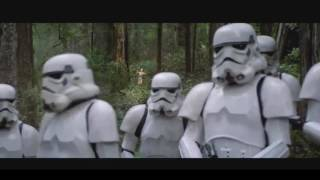 The Battle Of Endor (PART 2) - Return Of The Jedi [Original HD]